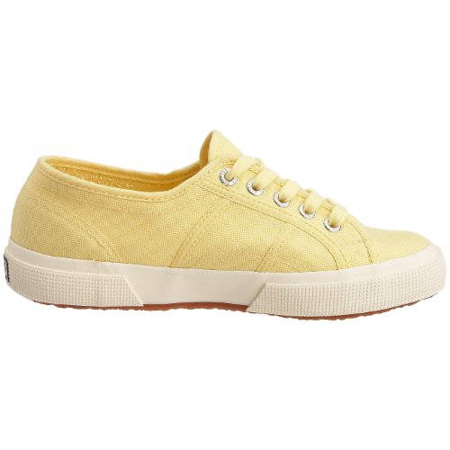 Baskets Superga 2750 Adulte yellow Jaune Mixte Classic cotu q4twR4A
