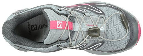 Flyte SS15 Trail Salomon Women's Grau Laufschuhe Wings A6qq5xF