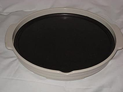 Amazon.com | Vintage Rubbermaid Microwave Cookware 11 Inch Round ...