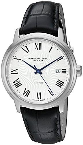 Raymond Weil Maestro Silver