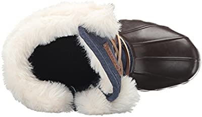 Sperry Fashion Saltwater Boot (Little Kid/Big Kid)