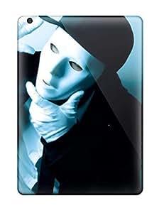Hot 100 Jabbawockeez Male Celebrity First Grade Tpu Phone Case For Ipad Air Case Cover