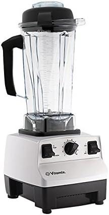Vitamix 5200 Batidora de vaso 2L 1200W Negro, Color blanco ...