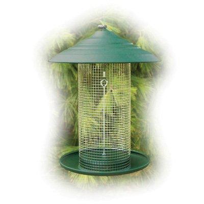 Magnum Sunflower Tube Bird Feeder