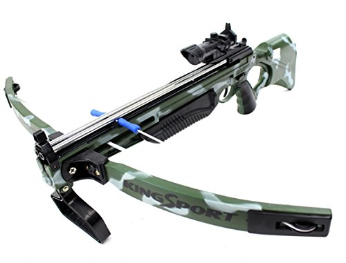 AZ Trading & Import PS881H Deluxe Action Military Crossbow Set with ()
