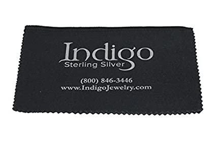 Polish Jewelry or Any Metal with No Mess Premium Jewelry Cleaning Polishing Cloths Easy Solution for Cleaning Silver Gold /& Platinum