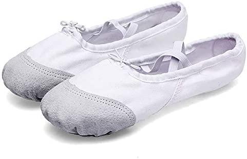 JX LYX 2 Pares Pisos Zapatillas de Ballet Suaves Latina ...