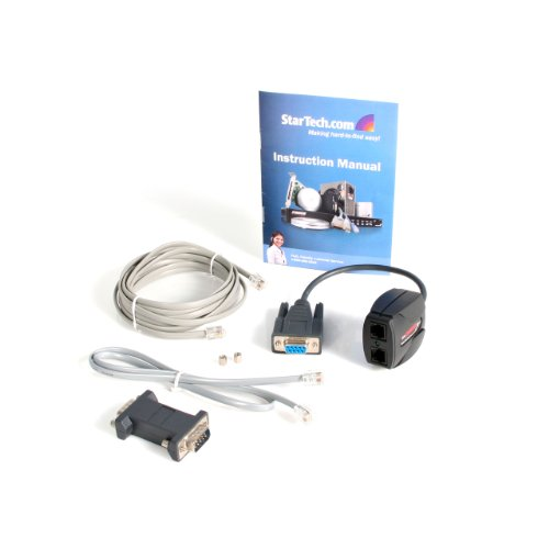 StarTech.com RS232 Serial Remote Control Interface Module for IP KVM (RPORT) by StarTech (Image #7)