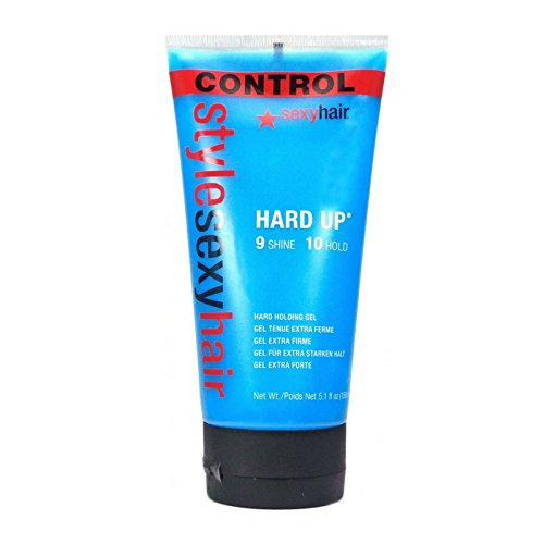 Style Sexy Hair Control Hard up Gel, 5.1 oz