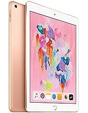 APPLE iPad 9.7INCH WI-FI + Cellular 128GB (6th GEN) - Gold (MRM22X/A)