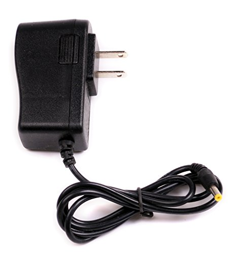 AC Power Adapter For Omron Healthcare 5, 7,10 Series Upper Arm Blood Pressure Monitor - Power Supply Charger Cord Replacement For HEM-ADPTW5 ()
