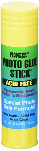 Pioneer Value Sized Photo Glue Stick 25 grams/.88oz
