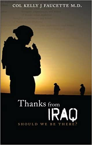 Book Thanks From Iraq