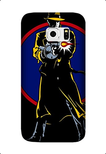 Samsung Galaxy S6 Edge Plus/S6 Edge+ Case, The Series of Dick Tracy Movie Lightweight Cases for Samsung Galaxy S6 Edge Plus/S6 Edge+ Design By [Susan Williams]