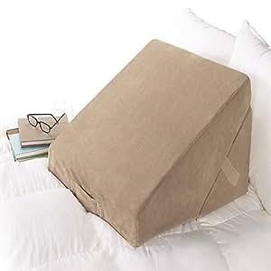 amazoncom brookstoner 4 in 1 bed wedge multi use support With brookstone 4 in 1 bed wedge pillow amazon