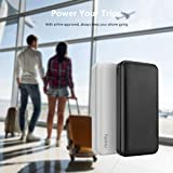 2-Pack Miady 20000mAh Portable Charger Power