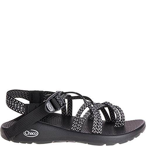 Figure 8 Slide - Chaco New ZX 2 Classic Boost Black 8 Womens Sandals