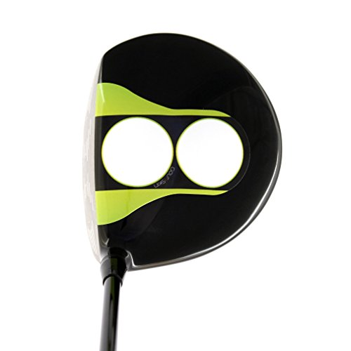 GOLFSKIN Golf Club Head Protection Two Ball Skin_T7 Removable without Any Residue