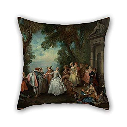 Pleasing Amazon Com Glabery Oil Painting Nicolas Lancret French Ncnpc Chair Design For Home Ncnpcorg