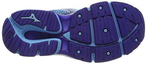 Mizuno Wave Enigma 5 - Zapatillas de running Mujer Azul - Blue (Bluegrotto/Silver/Cblue)