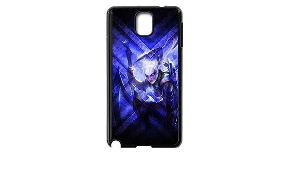 Samsung Galaxy Note 3 N9000 cajas del teléfono Diana League of Legends diseño resistente funda HYT390112: Amazon.es: Electrónica