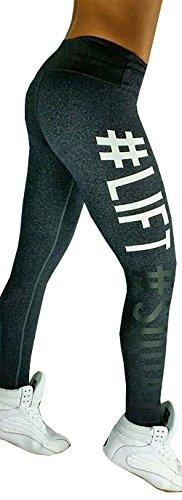 Ybenlow Activewear Legging Workout Spandex