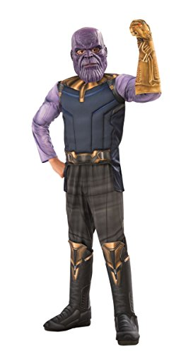 Rubie's Marvel Avengers: Infinity War Deluxe Thanos Child's Costume, Small ()