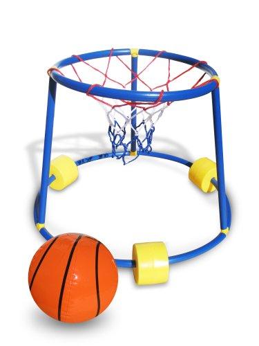 Swimline 9157 Slam Dunk Basketball