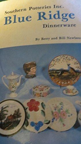 Southern Potteries Inc. Blue Ridge dinnerware
