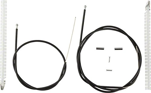 Shimano Road Brake Cable and Housing Set, Black by Shimano