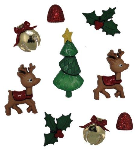 (Dress It Up 5615 Reindeer Games)