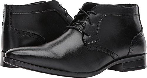 Stag Short - Deer Stags Men's Hooper Ankle Boot, Black, 8 Medium US