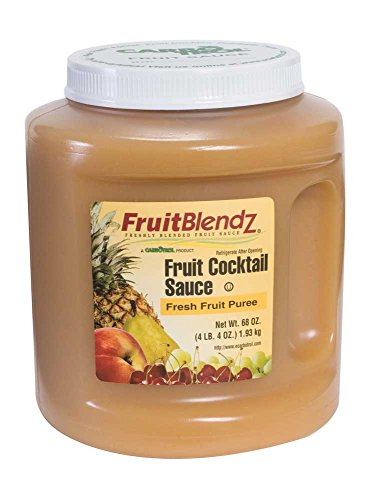 Carbotrol Fruit Cocktail Sauce 6 Case 68 Ounce by Leahy IFP (Image #1)