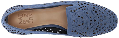 Naturalizer Mujeres Eve Loafer Flat Sapphire