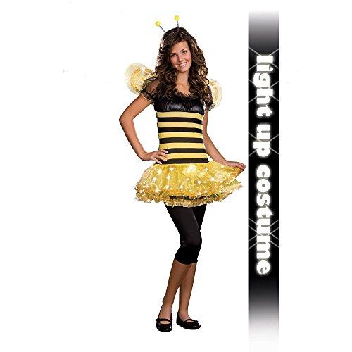 Junior Busy Lil' Bee Teen/Junior Costume - Teen Small]()