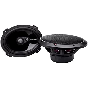 Rockford Fosgate Power T1693 6 x 9-Inch Full-Range 3-Way Coaxial Speakers