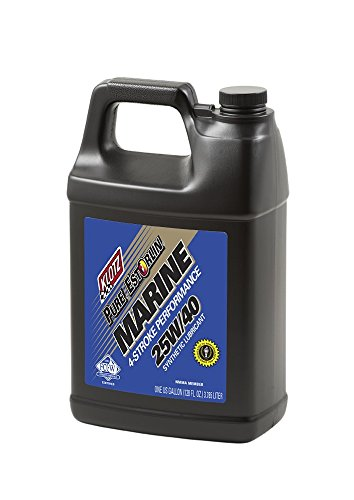 25W/40 OUTBOARD INBOARD PURE ESTORLIN MARINE 4-STROKE SYNTHETIC LUBRICANT, 1 Gallon ()