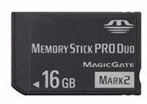 High speed memory stick Pro-HG Duo 16GB(Mark2) PSP accessories Boruitengda B0746GGZ7Q