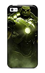 Christmas Gifts Iphone 5c Case Bumper Tpu Skin Cover For Hulk Accessories