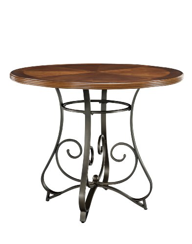 Powell 697-441 Hamilton Gathering Table, Cherry ()
