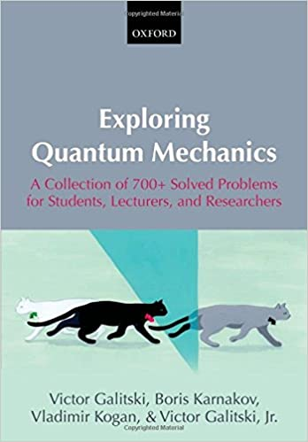 Exploring quantum mechanics a collection of 700 solved problems exploring quantum mechanics a collection of 700 solved problems for students lecturers and researchers 1st edition fandeluxe Gallery