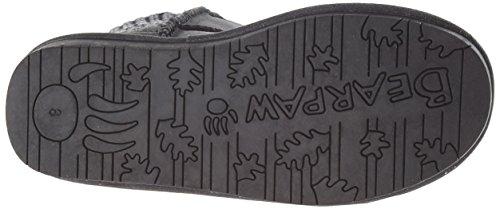 Bearpaw Boshie, Damen Stiefel & Stiefeletten , schwarz - schwarz - Größe: 36