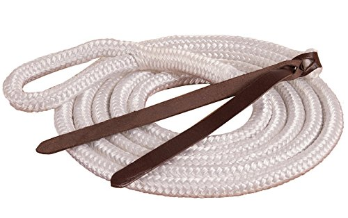 Cowboy Lead (Cowboy Eye Slide Lead Rope- White)
