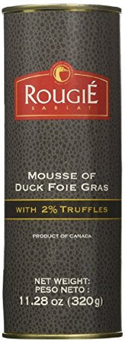Rougie Mousse of Duck Foie Gras with Truffle 11.2 oz Case of 12 Units - Wholesale ()