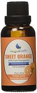Regal Earth Sweet Orange Essential Oil, 30ml