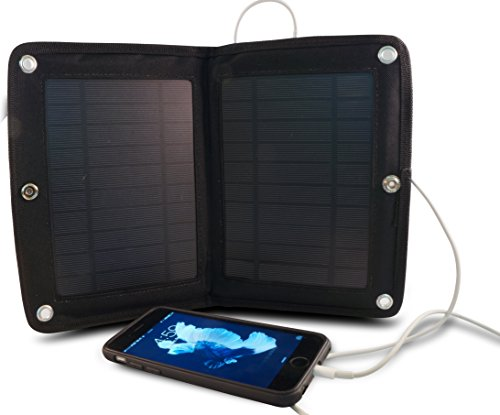 6W-Portable-Solar-Charger-With-Internal-Battery-for-Cell-Phone-iPhone-Android-2500mAh-Battery-Stores-Power-For-Later-Best-for-Camping-Hiking-Sailing-Backpacking