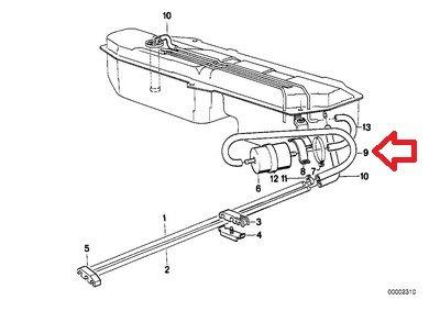 bmw coolant tank diagram bmw 2004 thermostat 17111437362