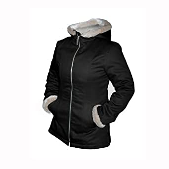 d82660b7433 Hemp HoodLamb Women s Winter Jacket