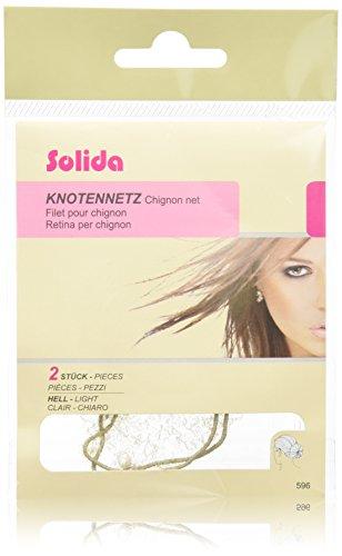 Solida Knotennetz hell, 1er Pack (1 x 2 Stück)