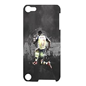 Arsenal FC 3D Alexis Sanchez Football Player Hard Plastic Mysterious Case Fashion Style for Ipod Touch 5th Generation